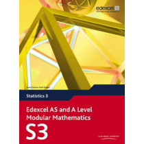 Edexcel AS and A Level Modular Mathematics Statistics 3 S3 by Keith Pledger, 9780435519148