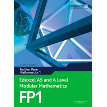 Edexcel AS and A Level Modular Mathematics Further Pure Mathematics 1 FP1 by Keith Pledger, 9780435519230