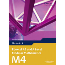 Edexcel AS and A Level Modular Mathematics Mechanics 4 M4 by Keith Pledger, 9780435519247