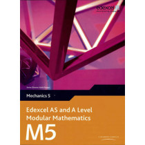 Edexcel AS and A Level Modular Mathematics Mechanics 5 M5 by Keith Pledger, 9780435519254