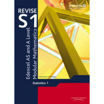 Revise Edexcel AS and A Level Modular Mathematics Statistics 1 by Keith Pledger, 9780435519308