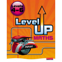 Level Up Maths: Pupil Book (Level 4-6) by Keith Pledger, 9780435537319