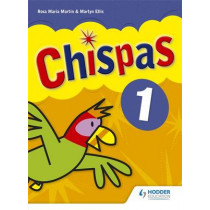 Chispas: Pupil Book 1 Level 1 by Rosa Maria Martin, 9780435984823