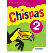 Chispas: Pupil Book Level 2 by Rosa Maria Martin, 9780435984830