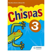 Chispas: Pupil Book Level 3 by Rosa Maria Martin, 9780435984847