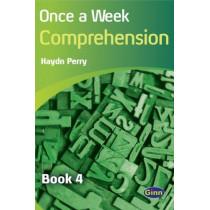 Once a Week Comprehension Book 4 (International), 9780435996758