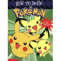 How to Draw Pokemon by Tracey West, 9780439434409