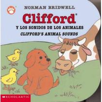 Clifford y los Sonidos de los Animales/Clifford's Animal Sounds by Norman Bridwell, 9780439551090