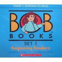 Bob Books Set 1: Beginning Readers by John Maslen, 9780439845007