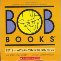 Bob Books Set 2: Advancing Beginners by John Maslen, 9780439845021