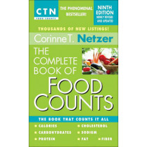 The Complete Book Of Food Counts, 9Th Edition by Corinne T. Netzer, 9780440245612