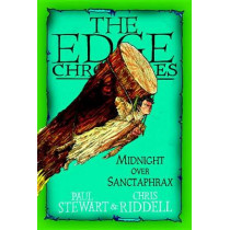 Edge Chronicles: Midnight Over Sanctaphrax by Paul Stewart, 9780440420989