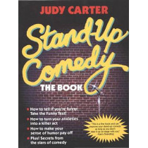 Stand up Comedy: The Book by J. Carter, 9780440502432