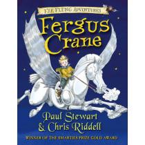 Fergus Crane by Paul Stewart, 9780440866541
