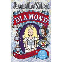 Diamond by Jacqueline Wilson, 9780440869863