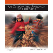An Osteopathic Approach to Children by Jane Elizabeth Carreiro, 9780443067389