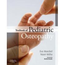 Textbook of Pediatric Osteopathy by Eva Rhea Moeckel, 9780443068645