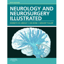 Neurology and Neurosurgery Illustrated by Kenneth W. Lindsay, 9780443069574
