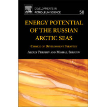 Energy Potential of the Russian Arctic Seas: Choice of Development Strategy: Volume 58 by Alexey Piskarev, 9780444537843
