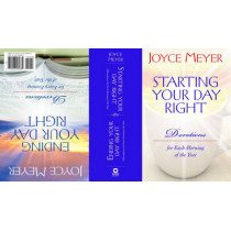 Starting and Ending Your Day Right by Joyce Meyer, 9780446500449