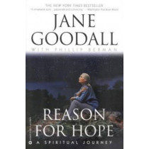 Reason For Hope by Jane Goodall, 9780446676137
