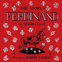 The Story of Ferdinand by Munro Leaf, 9780448456942