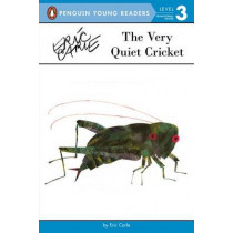 The Very Quiet Cricket by Eric Carle, 9780448481388