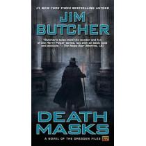 Death Masks by Jim Butcher, 9780451459404