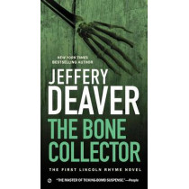 The Bone Collector by Jeffery Deaver, 9780451469793