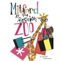 Mitford at the Fashion Zoo by Donald Robertson, 9780451475428