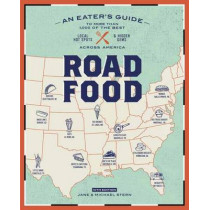 Across America: An Eater's Guide to the 1,000 Best Local Hot Spots and Hidden Gems Across by Jane Stern, 9780451496195