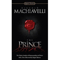 The Prince by Niccolo Machiavelli, 9780451531001