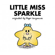 Little Miss Sparkle by Adam Hargreaves, 9780451534194