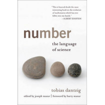 Number: The Language of Science by Tobias Dantzig, 9780452288119