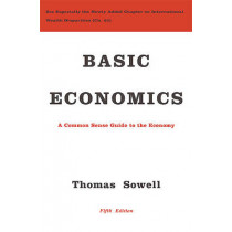 Basic Economics by Thomas Sowell, 9780465060733