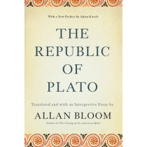 The Republic of Plato by Adam Kirsch, 9780465094080