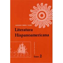 Literatura Hispanoamericana by Enrique Anderson Imbert, 9780470002858