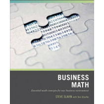 Wiley Pathways Business Math by Steve Slavin, 9780470007198