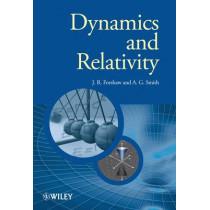 Dynamics and Relativity by Jeffrey Forshaw, 9780470014608