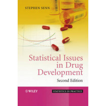 Statistical Issues in Drug Development by Stephen S. Senn, 9780470018774