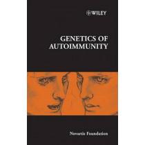 Genetics of Autoimmunity by Gregory R. Bock, 9780470021378