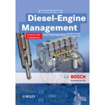 Diesel-Engine Management by Robert Bosch GmbH, 9780470026892