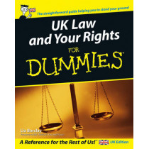 UK Law and Your Rights For Dummies by Liz Barclay, 9780470027967