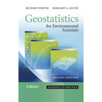 Geostatistics for Environmental Scientists by Richard Webster, 9780470028582
