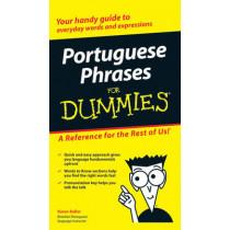 Portuguese Phrases For Dummies by Karen Keller, 9780470037508
