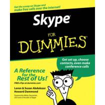 Skype For Dummies by Loren Abdulezer, 9780470048917
