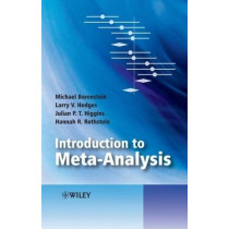 Introduction to Meta-Analysis by Michael Borenstein, 9780470057247