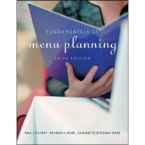 Fundamentals of Menu Planning by Paul J. McVety, 9780470072677