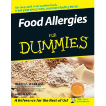 Food Allergies For Dummies by Robert A. Wood, 9780470095843