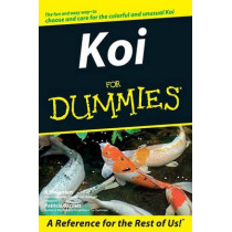 Koi For Dummies by R. D. Bartlett, 9780470099131